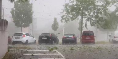Unwetter: Wachau-Gemeinde Rossatz stark betroffen