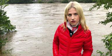 Hochwasser-Alarm mitten im Urlaub