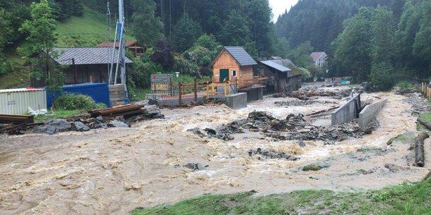 Unwetter Kärnten Gestern