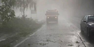 Schwere Schäden durch Unwetter