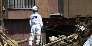 Vermisstensuche in Fukushima hat begonnen