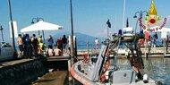 Motorboot explodiert: 3 Österreicher verletzt