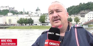 Salzburg an Katastrophe vorbeigeschrammt