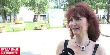 Ursula Zohar im Interview