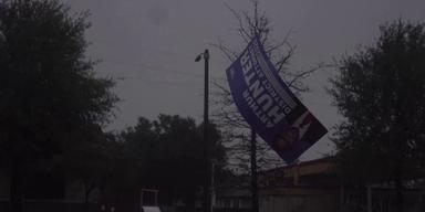 """Hurrikan """"Zeta"""" erreicht US-Golfküste"""