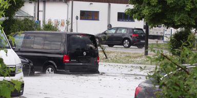 Unwetter-Alarm: Schwere Unwetter in Bayern