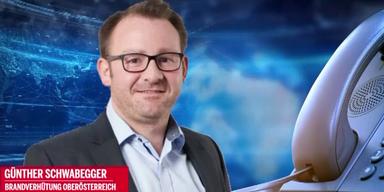 Günther Schwabegger über Rekord-Unwetter