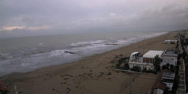Wetter Caorle Italien