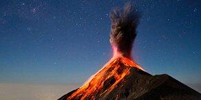 Weckt das Beben einen schlafenden Vulkan?