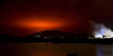 Fagradalsfjall Island