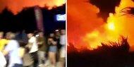 Waldbrand in Kroatien: 10.000 Festival-Besucher evakuiert