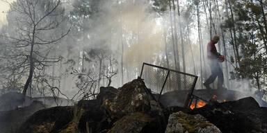 Waldbrand Portugal