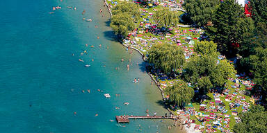 Neufelder See Bad