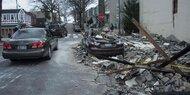"""Bombenzyklon"": 5 Tote an US-Ostküste"