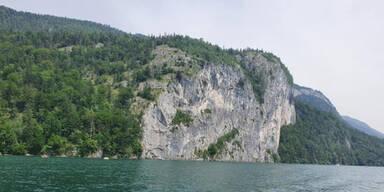 Klippenspringer in See zerschellte mit 100 km/h
