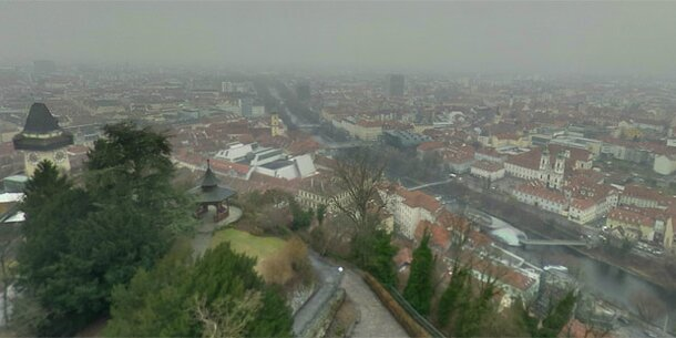 Wetter Graz 14