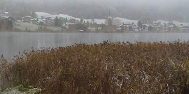 Weissensee in Kärnten