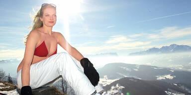 Skifahren Wetter Sonne