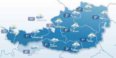 So wird das Wetter in den nächsten Tagen