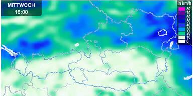 Windkarte