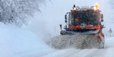 Kälte-Schock: Jetzt kommt Schnee bis in viele Täler