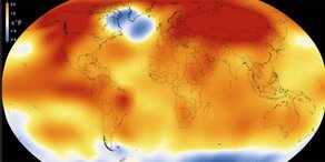 CO2-Konzentration so hoch wie nie