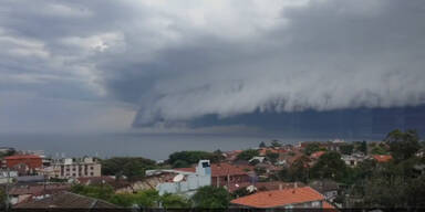 Wolken Tsunami