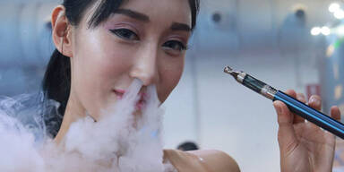Die E-Zigarette erfreut sich in China größter Beliebtheit