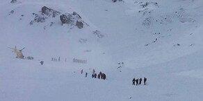 Lawinen-Abgang in Tirol: 5 Tote
